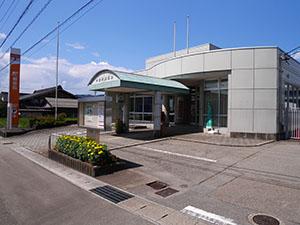 丹生川郵便局