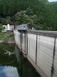 佐治川ダム