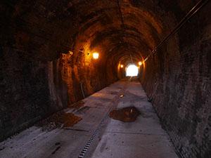 樫曲トンネル