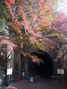 隠山第二隧道(6号トンネル) 愛岐トンネル群