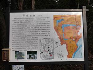 中野(日野)城