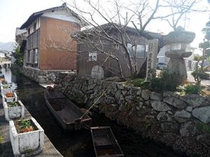 伊庭の水辺景観