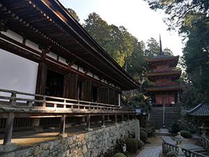 長命寺 日本遺産滋賀カード