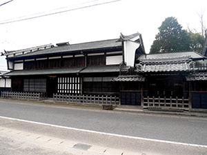 旧太田脇本陣林家住宅 岐阜県美濃加茂市
