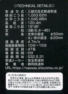 日本平ロープウェイ Ver.3.0
