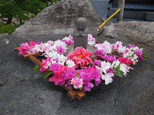 倶利迦羅山 不動寺 No.167