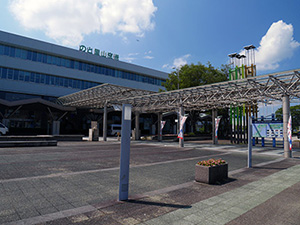 道の駅のと里山空港