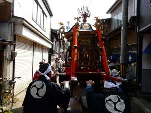 城端曳山祭