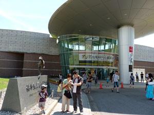 アジアの恐竜 福井県立恐竜博物館