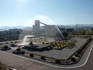 金沢市末浄水場
