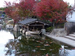 秋の徳川園