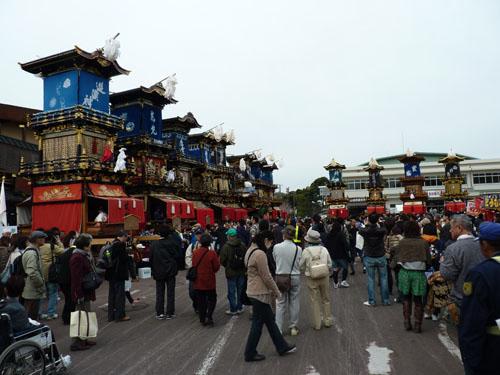 第377回犬山祭