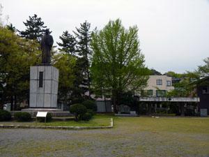 橋本左内墓所