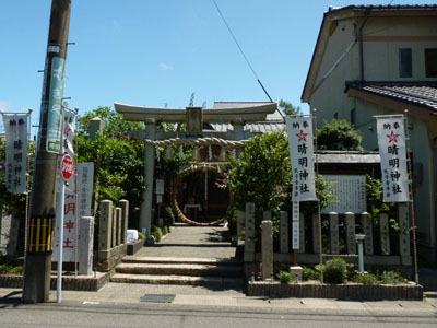 敦賀晴明神社