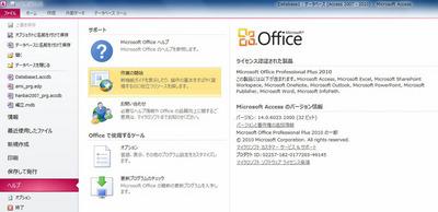 Access 2010 SP1