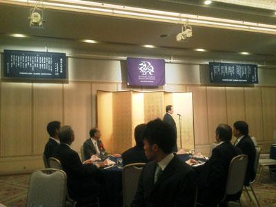 龍谷大学校友会石川県支部懇親会