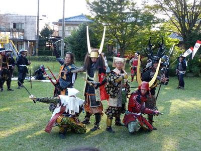 関ヶ原合戦祭り2011