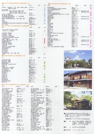 金沢の歴史的建築とその資料展