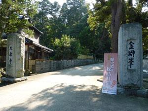 大乗寺仏殿修理見学会