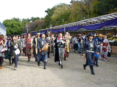名古屋おもてなし武将隊2周年記念