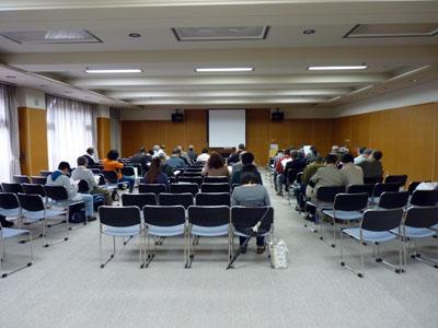講座「観音寺城の石垣を探る」