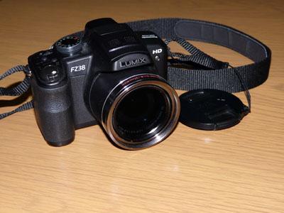パナソニック DMC-FZ38