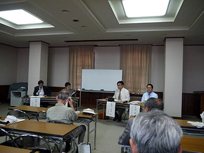 第15回石川の歴史遺産セミナー「近世初期の前田家と能登」