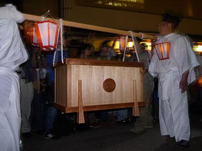 第2回湯涌ぼんぼり祭り