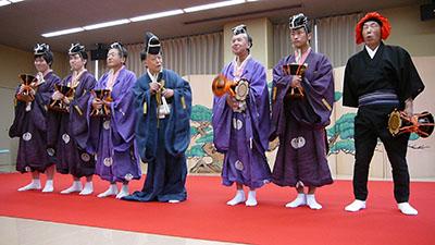加賀万歳・尾張万歳共演会 金沢歴史遺産探訪月間