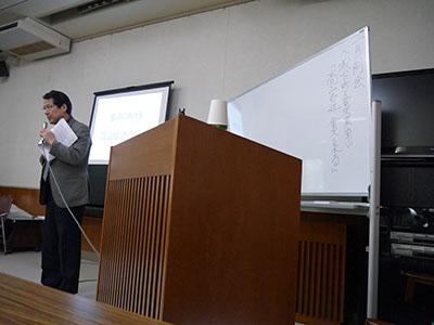 金沢城・兼六園研究会 1月例会