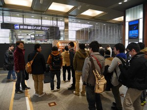 北陸新幹線 金沢駅