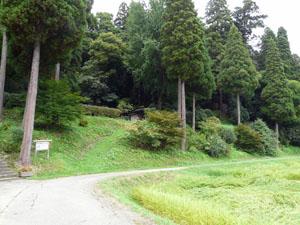 前田秀継公墓所