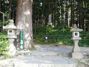 上田長尾氏史跡公園