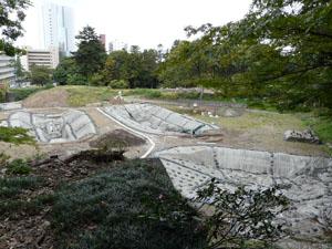 金沢城玉泉院丸