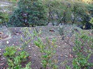 金沢城 丑寅櫓跡