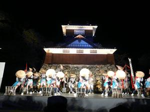 二俣一夜城と戦国時代絵巻
