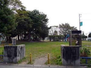 松下屋敷(頭陀寺城)