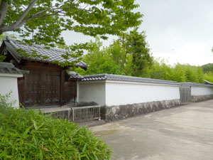 姫路城中濠