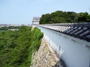 日本100名城スタンプラリー 明石城