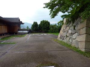 日本100名城スタンプラリー 篠山城