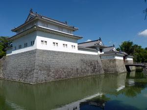 日本100名城スタンプラリー 駿府城