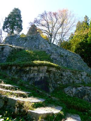 日本100名城スタンプラリー 岩村城
