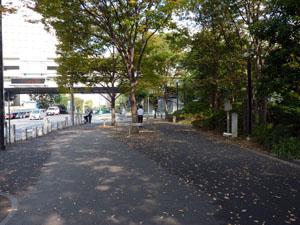 一橋徳川家屋敷跡