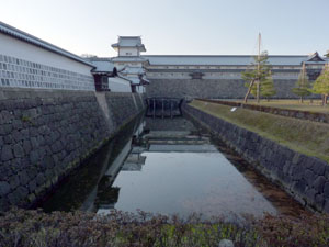 金沢城 橋爪門発掘調査