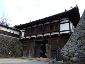 日本100名城スタンプラリー 小諸城