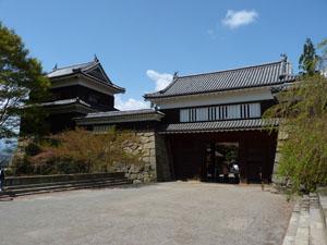 日本100名城スタンプラリー 上田城
