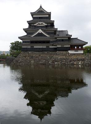 日本100名城スタンプラリー 松本城