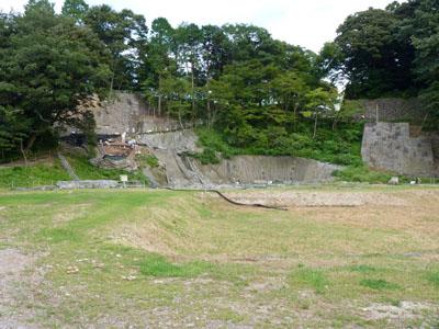 金沢城 玉泉院丸跡