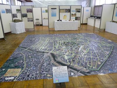 福井城跡展