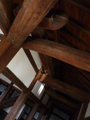 西北隅櫓、乃木倉庫の特別公開